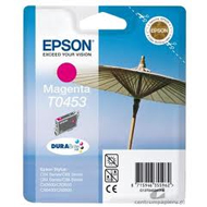Tusz, Epson, T0453, do, C-64/66/84/86,, CX-3650/6400 | 8ml | magenta