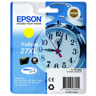 Tusz Epson T2714 XL do WF-3620DWF | 10.4ml | yellow